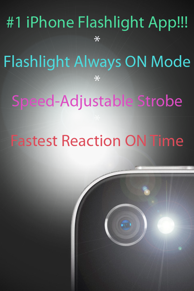 Image of Flashlight.☀ for iPhone